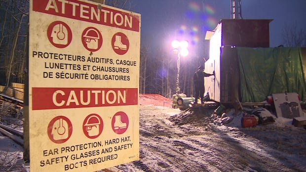 Crews began drilling a 500-metre deep monitoring well on settlement land three kilometres west of Takhini Hot Springs. It will be the deepest monitoring well of its kind in Yukon.
