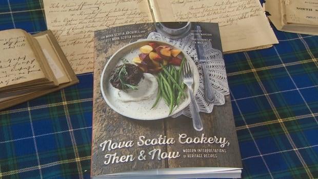 Nova Scotia archive recipes cookbook