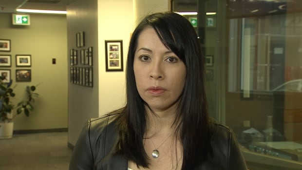 Melissa Carlick, who lives in Whitehorse, was the community liaison and health coordinator for the MMIWG inquiry in Yukon, Alberta, N.W.T. and parts of B.C. She says she was fired after the Edmonton hearings.