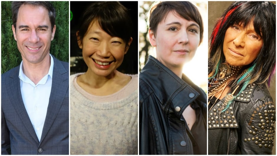 Today on q: actor Eric McCormack, q This featuring Raina Douris and Odario Williams, authors Madeleine Thien and Catherine Leroux, and musician Buffy Sainte-Marie.