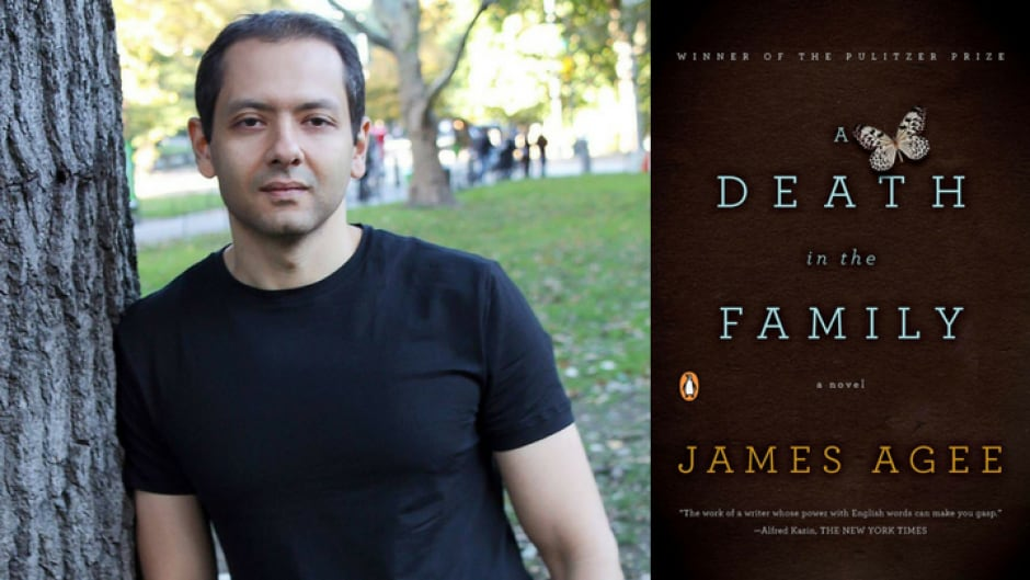 American War author Omar El Akkad says that James Agee's classic novel A Death in the Family is a gorgeous book that hits close to home.