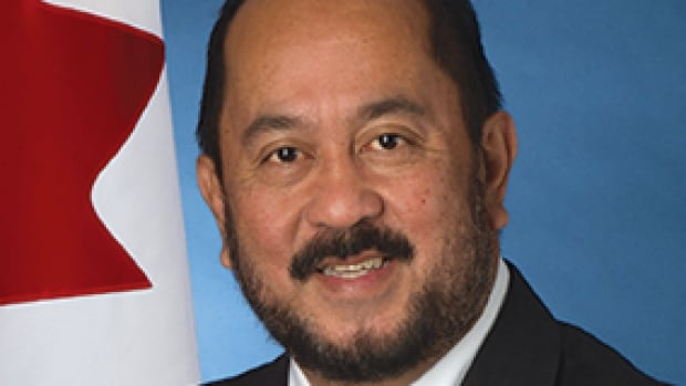 Tobias Enverga, who was appointed to the Senate by former prime minister Stephen Harper in 2012, has died while on a work trip to Colombia.