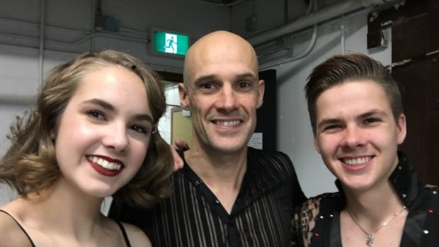 Carl Barrett wanted to do his first musical to spend more time with his kids, Anna and James, who are heavily involved in the theatre community in Corner Brook.