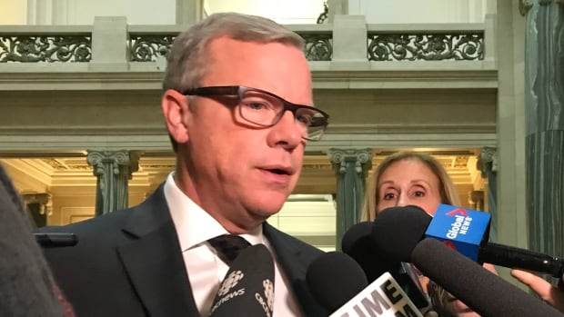 Premier Brad Wall says he heard Saskatchewan people when they said they were not on board with selling even a portion of a Crown corporation.
