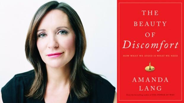 Amanda Lang/The Beauty of Discomfort