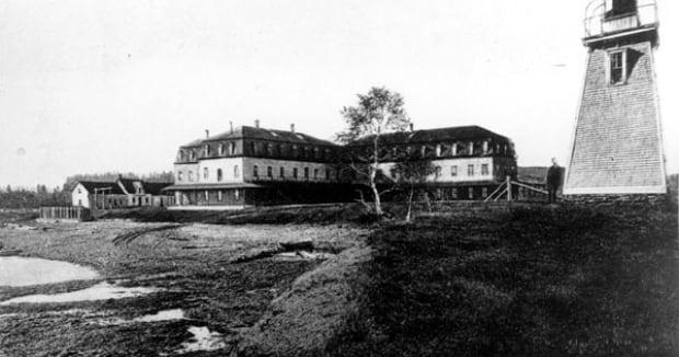 Inch Arran House