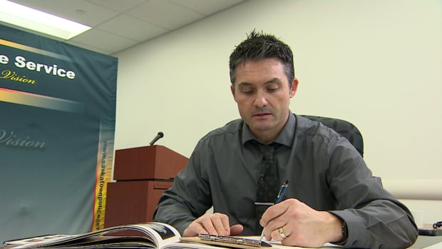 Terry Laverty Saskatoon Police