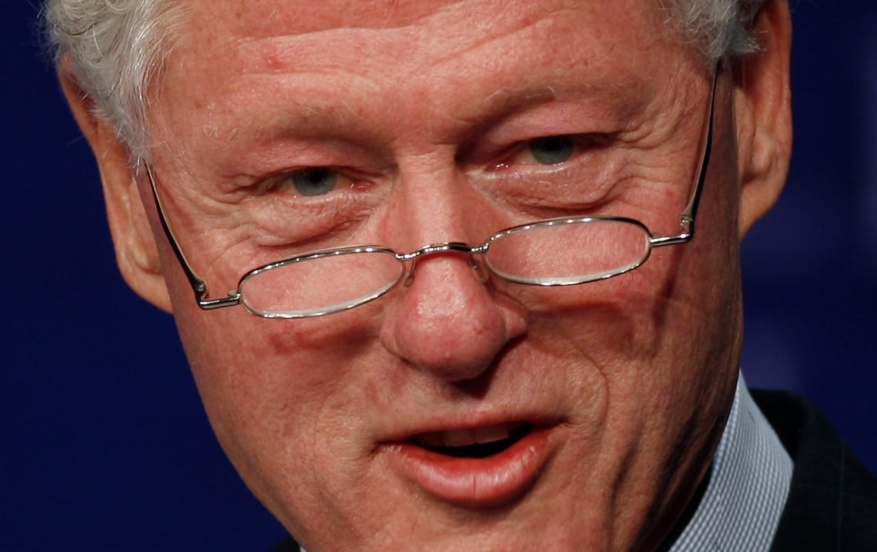 Why The Left Is Finally Talking About The Bill Clinton Sexual
