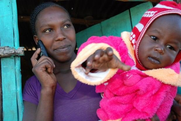 Cellphone Kenya