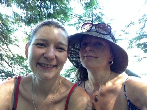 Lyn Firth and Wendy Kitt