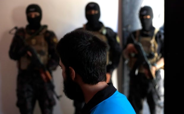 Islamic State Foreign Fighters