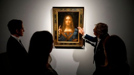 Salvator Mundi: Who might have bought it, why it soared and other art auction details
