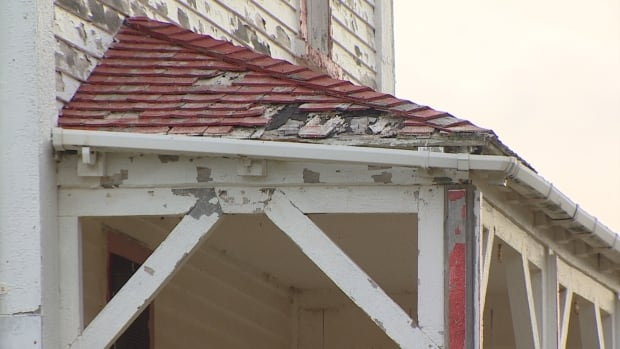 Blockhouse repairs 2
