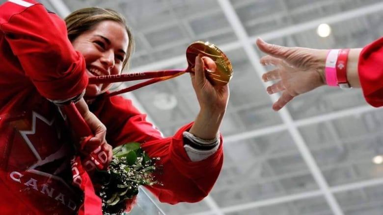 'We're going to build something great': Katie Weatherston named head coach of Lebanese women's hockey team