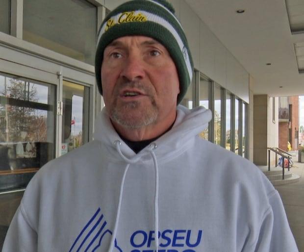 Kevin Corriveau, St. Clair strike