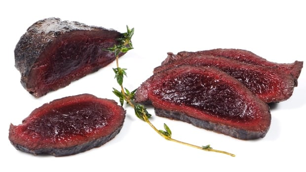 SeaDNA is trying to market seal meat as a healthier alternative.