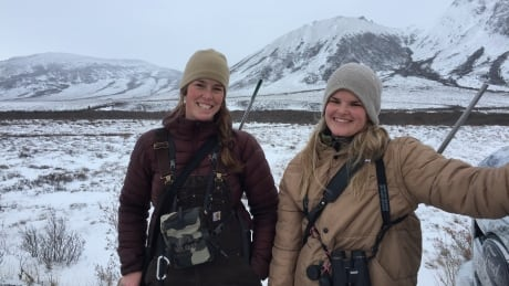 Filling the freezer for winter: Stalking caribou in the Yukon