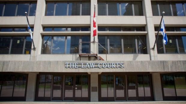 Halifax Law Courts