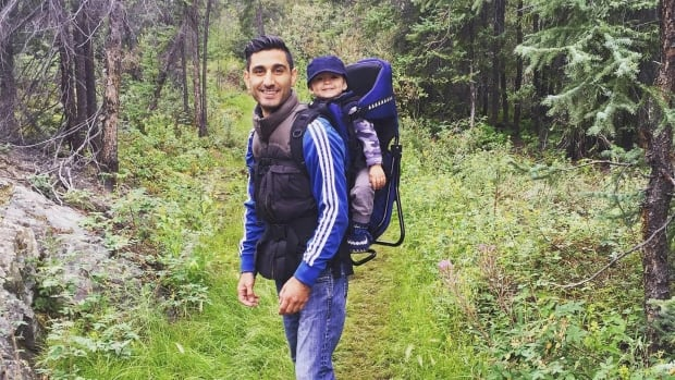 Shahin Moslehi, 32, is a naturopathic doctor in Yellowknife with retinitis pigmentosa, a degenerative eye disease. He's raising money for treatment in India.