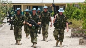 Canada's peacekeeping commitment | At Issue