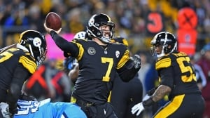Roethlisberger, Steelers drill Titans to take 5th straight