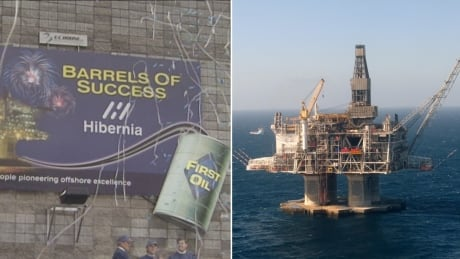 Hibernia celebrates 20 years since first oil