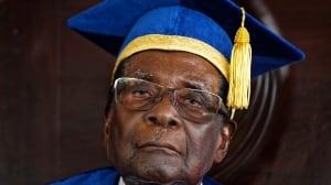 Robert Mugabe baffles Zimbabwe by addressing nation without resigning
