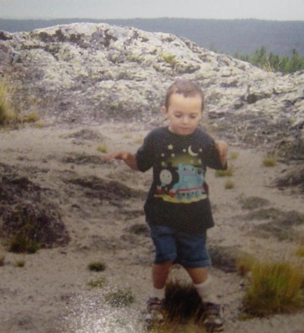 Brett Smith child picture