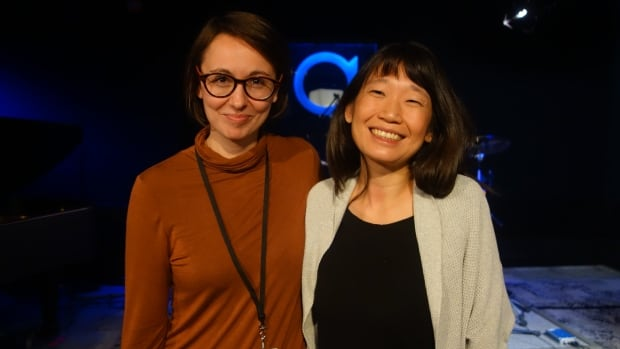 Madeleine Thien and Catherine Leroux