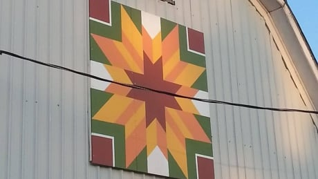 'Like a scavenger hunt': 20 P.E.I. barns from tip to tip decorated with wooden quilts