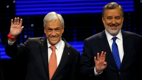 Former Chilean president Sebastian Pinera the favourite in weekend election