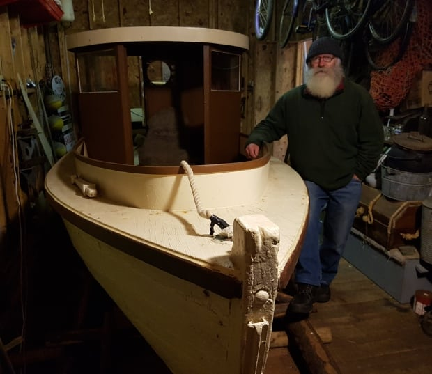 Pete Parsons and the Tea Boat