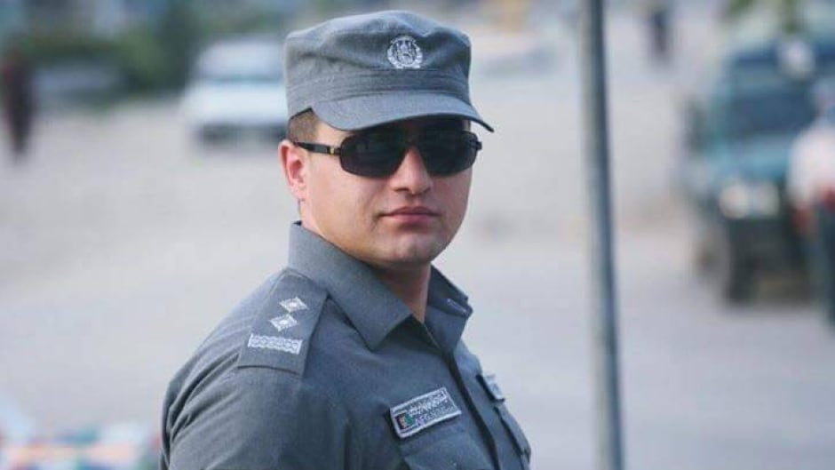 Sayed Basam Pacha saved many lives when he wrapped his arms around a suicide bomber in Kabul on Thursday, officials say.