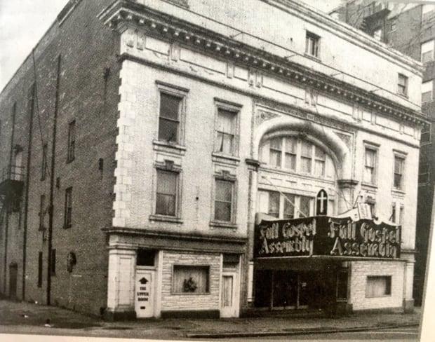 Imperial Theatre 1960s