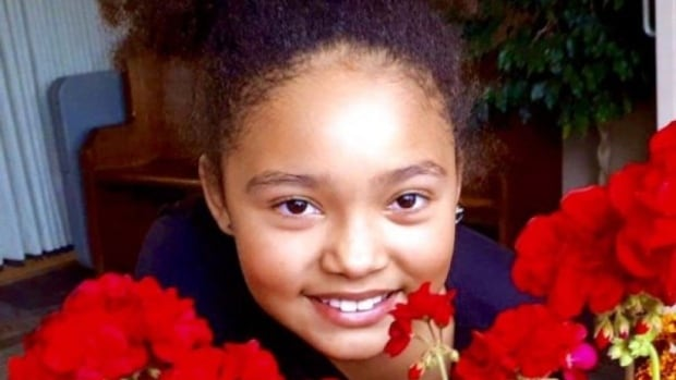 Adassa Craig, 9, remains in a coma at the Stollery Children's Hospital following a crash on Manning Drive Nov. 1.