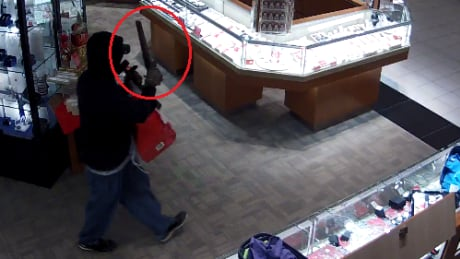 Village mall armed robbery charm