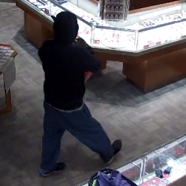 Village mall armed robbery