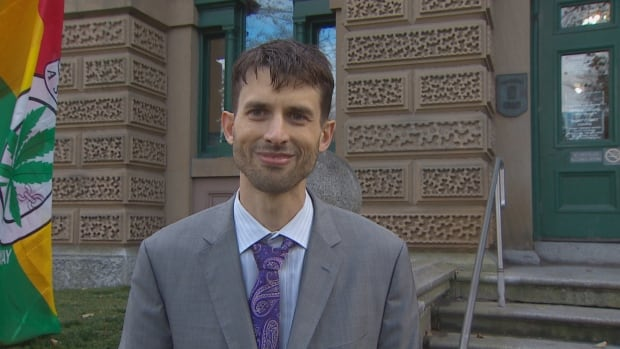 Christopher Enns views the charges being dropped as a day of validation for medical cannabis patients and providers.
