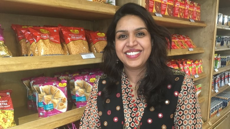 New Indian Grocery Store Brings Comfort To Growing Population Cbc News