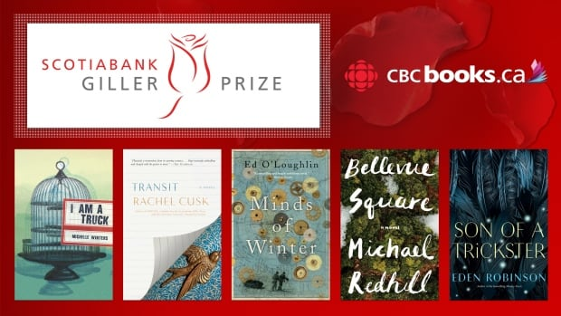 Michael Redhill wins the 2017 Scotiabank Giller Prize for Bellevue Square | CBC Books