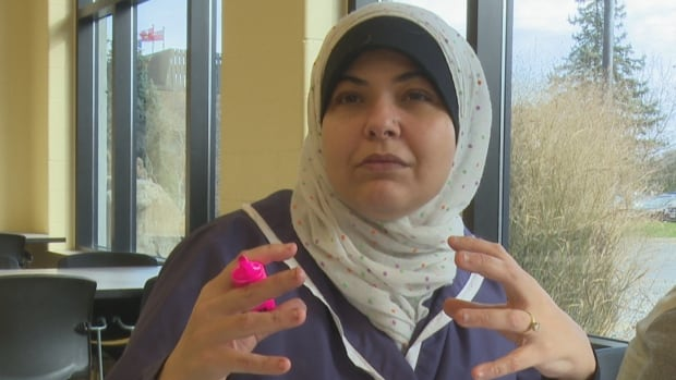 Fatima Mourtada said St. Clair College students are feeling stressed about potentially returning to class next week following a five-week strike.