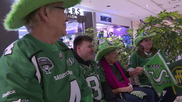 Battle for the Grey Cup: Rider Nation heads to Toronto for CFL Eastern finals