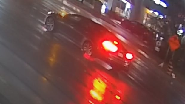 York Regional Police are seeking the public's help in finding the driver of a vehicle that struck a 61-year-old Toronto man on Wednesday.