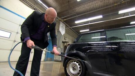 Top tips for washing your vehicle in the winter to prevent rust in the spring