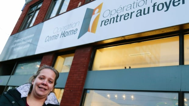 Katie Sanders, a housing and outreach worker with Operation Come Home, says organizations like hers can help reassure landlords that vulnerable youth will get the support they need to be responsible tenants.