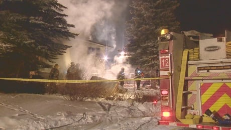 Southeast Calgary home heavily damaged by fire