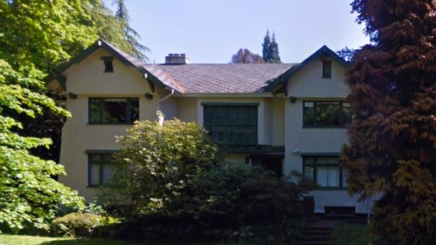 Shaughnessy's Walkem House was built in 1913 and has since been converted into five apartments.