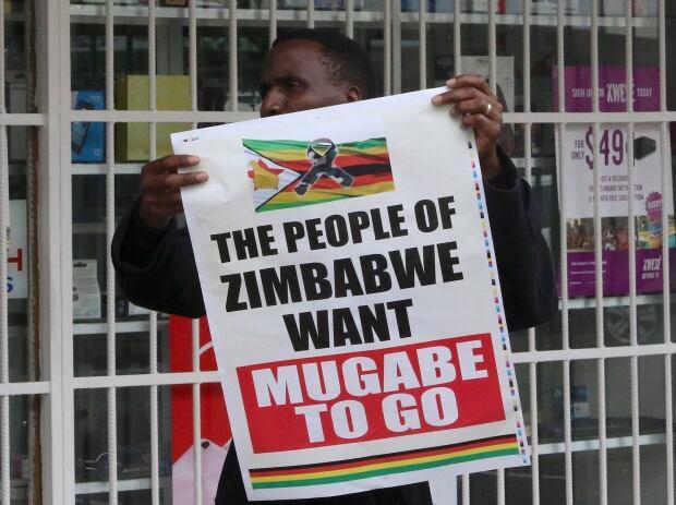 ZIMBABWE-POLITICS/HARARE