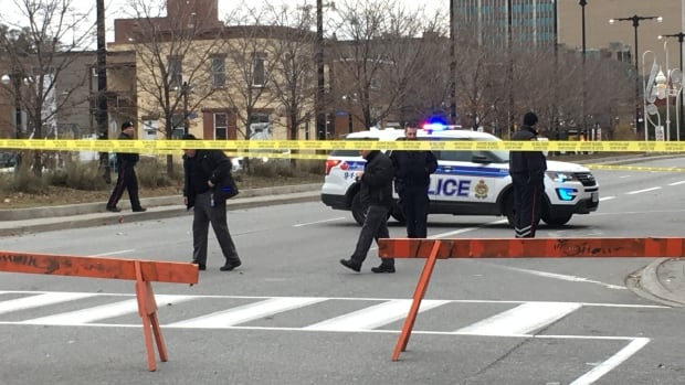 The Ottawa Police Service's major crime unit is investigating after a man was found suffering from stab wounds on King Edward Street at around 5 a.m. on Nov. 18, 2017. He was later pronounced dead in hospital.