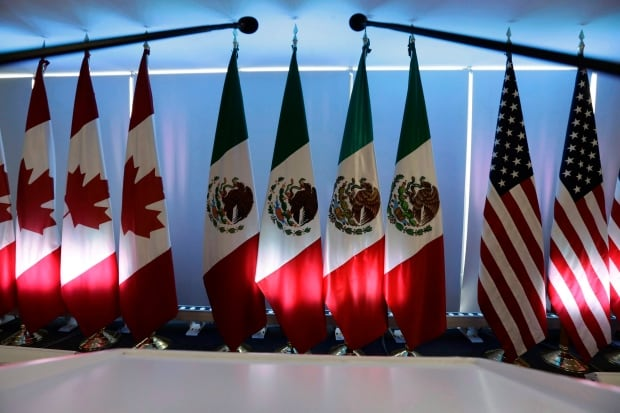 Slow start to fifth round of NAFTA talks in Mexico City